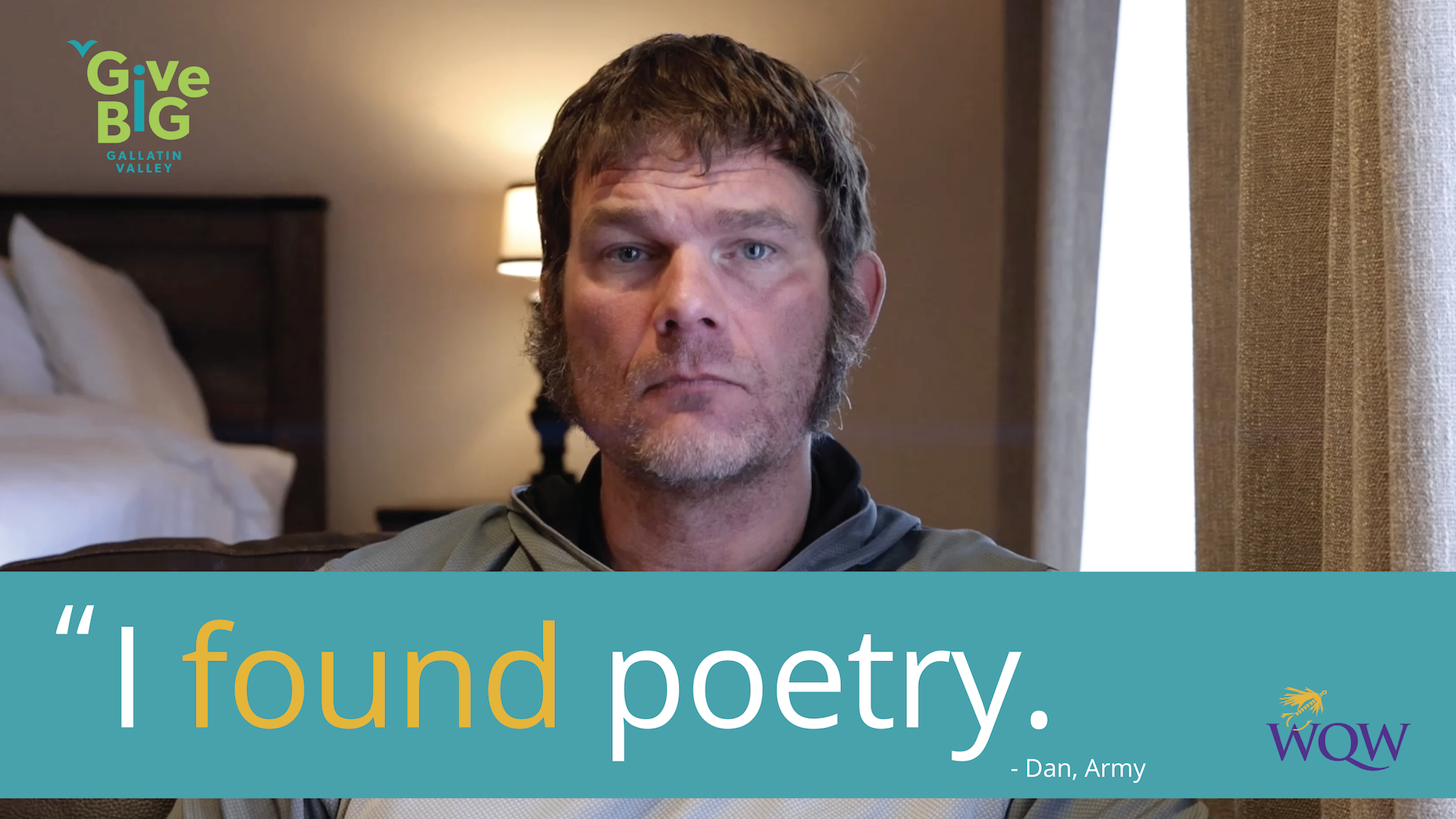 Profiles in Service – Meet Dan, A Warrior Who Found Poetry