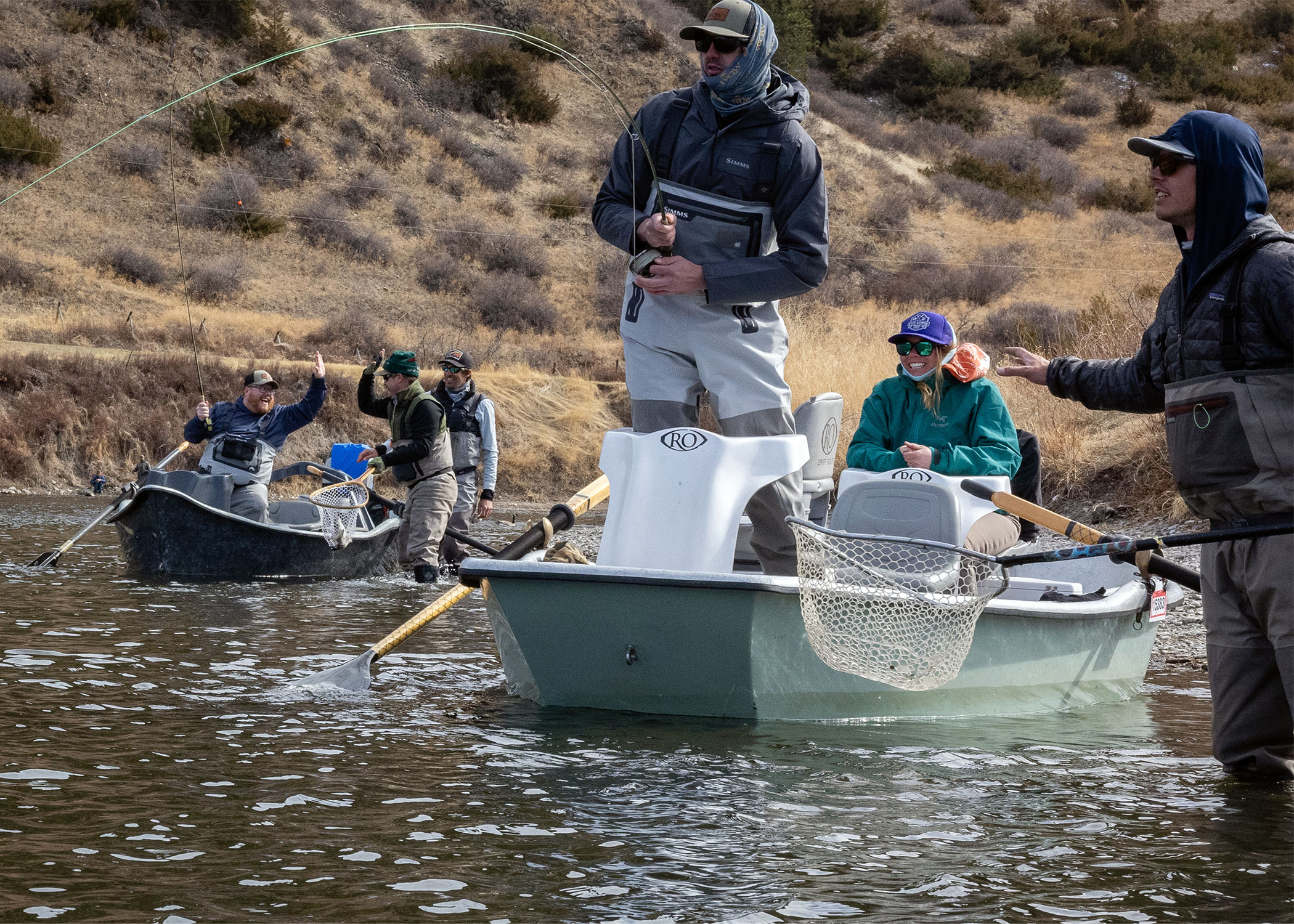 A Trip to Brown Bend – A Companion's First Fishing Experience with Warriors & Quiet Waters